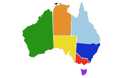 Queensland Funeral Transfer Map